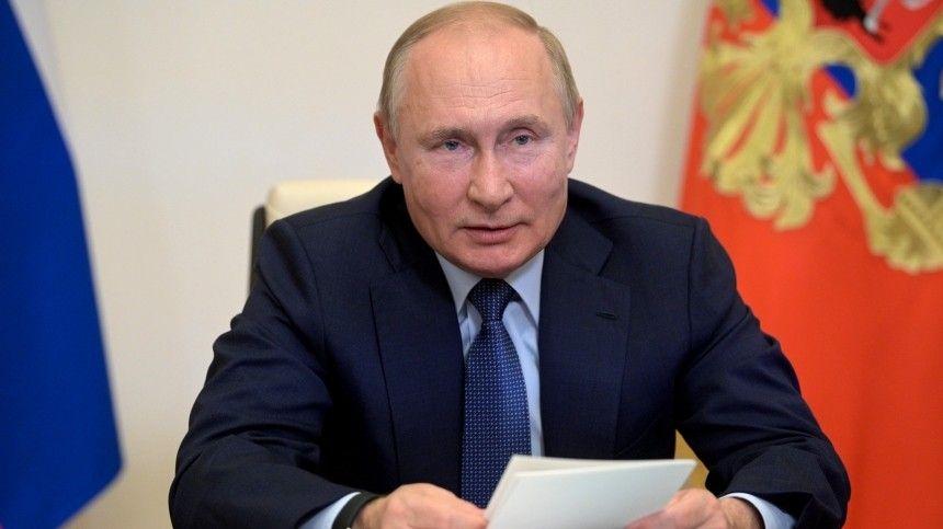 Путин одолларе как инструменте санкций США: «Пилят сук, накотором сидят»