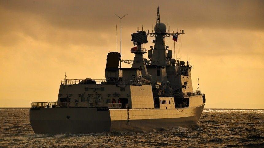 Входе учений «Морское взаимодействие— 2021» российские икитайские корабли отработали взаимодействие ипровели артиллерийские стрельбы.