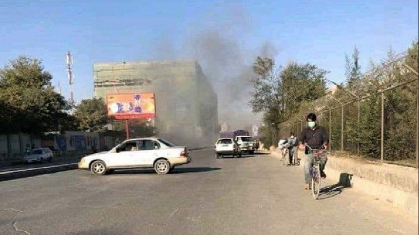 Мощный взрыв прогремел в столице Афганистана