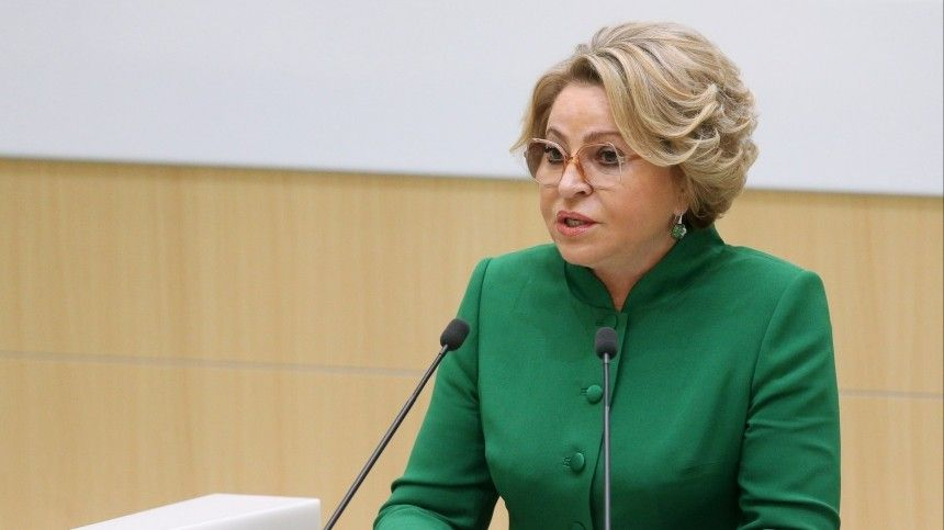 Делегации нескольких стран демонстративно покинули зал, когда спикер Совета Федерации вышла ктрибуне для выступления.
